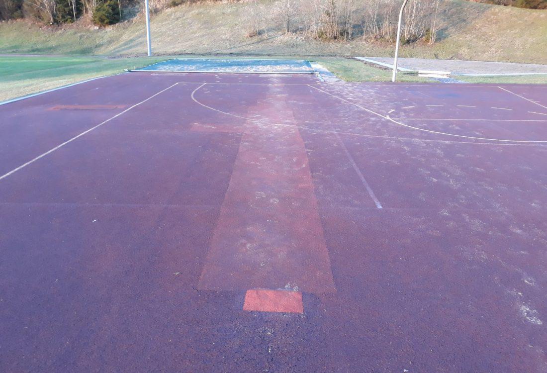 Sportplatz Renovierung 2018 001